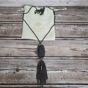 Kendra Scott Fringe Tassel Necklace
